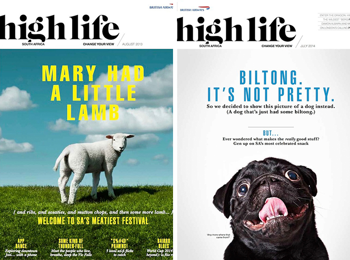highlife covers